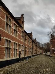 Begijnhof in Lier (Geertje Anja) Tags: lier belgië begijnhof vlaanderen provincieantwerpen genieten januari 2018 slenteren cobblestones flanders
