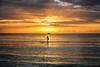 Caribbean Sunset (BernieErnieJr) Tags: caribbean sunset sun clouds ocean sea water reflection paddleboard sailboat boat sonya9 sonyfe100400mm greatphotographers teamsony 7milebeach negril jamaica bernie duhamel