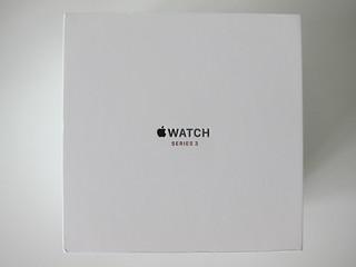 Apple Watch Series 3 Space Black Stainless Steel Case with Space Black Milanese Loop