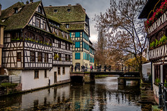 Strasbourg (Tony_Brasier) Tags: buildings bridge water walking people peacefull france cold holiday house nikon sky shops flickr river raw rocks fun fishing bikes d7200 sun sigma 1750mm