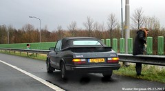 Saab 900 cabriolet 1993 (XBXG) Tags: gztd34 saab 900 cabriolet 1993 saab900 cabrio convertible roadster tourer n200 a200 haarlemmerliede haarlem nederland holland netherlands paysbas old classic swedish car auto automobile voiture ancienne suédoise sverige sweden zweden vehicle outdoor
