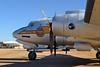 USAF Douglas C-54D Skymaster Cold War transport, c1943 - Pima Air & Space Museum, Tucson, Arizona (edk7) Tags: nikond3200 edk7 2013 usa arizona tucson arizonaaerospacefoundation pimaairspacemuseum unitedstatesairforce usaf douglasc54dskymaster usaafc54d1dcsn4272488c1943 fourengine coldwar military transport aircraft aviation plane airplane propellor propeller vehicle secondworldwar worldwartwo worldwarii worldwar2 wwii ww2 prattwhitneyr200011twinwasptwinrow14cylinder328litreradial1290hp