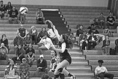 IMG_1218-02 (SJH Foto) Tags: girls volleyball high school lancaster mennonite littlestown hs team black white blackandwhite bw monocolour