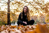 Autumn (@Dpalichorov) Tags: autumn bokeh blur women girl kid sexy beautiful portrait portraite nikond3200 nikon d3200 outside nature yellow leaf leafs red color colorfu bulgaria tree light blonde