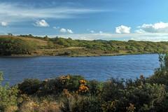 Colors (Kasimir) Tags: ireland irlanda nature connemara water lake green color sky blue park