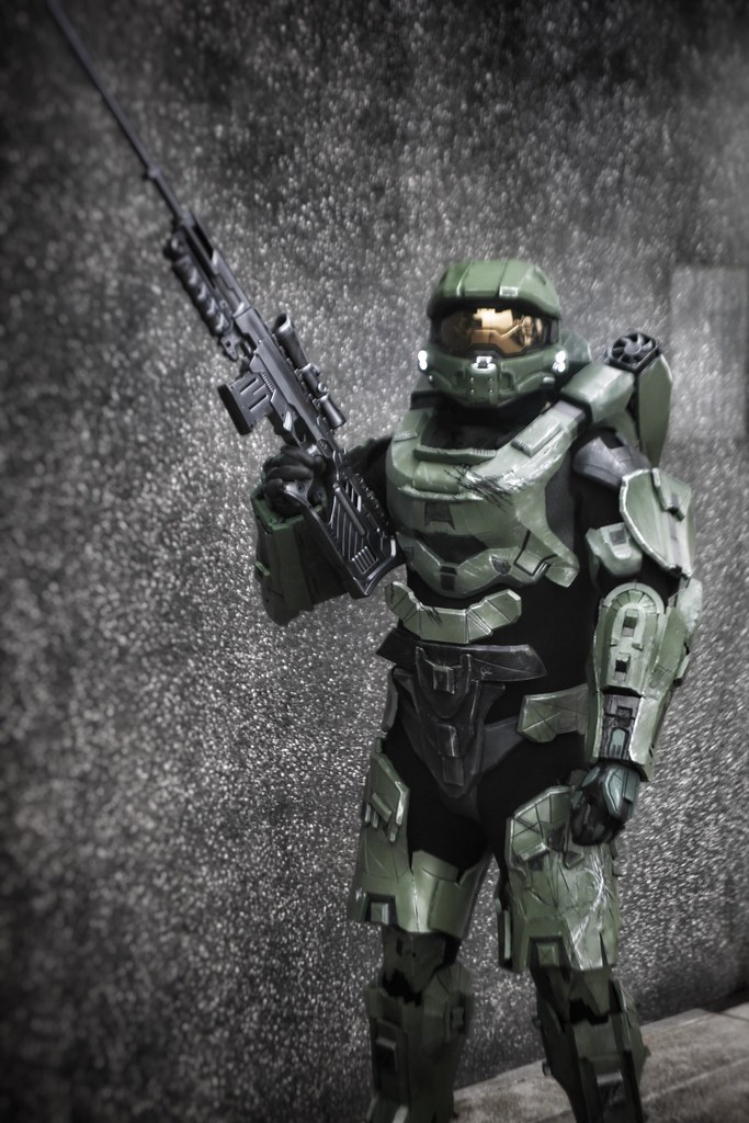 Master Chief John 117 from Halo 4. Costume made from scratch from EVA foam. : halo 4 costume  - Germanpascual.Com