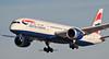 G-ZBKE BAW 787 (john smitherman-http://canaviaaviationphotography.) Tags: 787 gzbke dreamliner lhr london londonheathrow egll plane planespotting canon 1dmk4 100400l heathrow landing boeing baw britishairways ba boeing787 aeroplane airplane airliner aircraft aviation airport fly flight flug flughafen jet