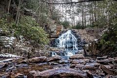 Hawk Falls (tesarver) Tags: lehighvalley eosm5 tamron18200mmdi3 waterfalls canonusa mytamron tamronusa poconos canon mycanon hawkfalls albrightsville pennsylvania unitedstates us
