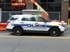 MTA 745 (Emergency_Vehicles) Tags: police metropolitan transit authority new york