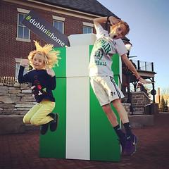 IG - jess021400 4 (Dublin, Ohio, USA) Tags: dublinishome social media campaign holidays christmas gift box historic dublin downtown coffman park recreation center