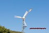 wind turbine (Kirlikedi) Tags: blue central clean cleanenergy electricity energy engineering kinetic mechanical metal movement pole power production propeller renewable rotation sky technology tower turbine volt watindustry wind windpower