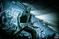 Behemoth - live in Warszawa 2017 fot. Łukasz MNTS Miętka-29
