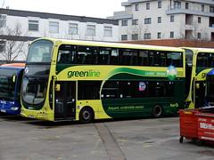 First Berkshire 37276 - LK58 EDL (Berkshire Bus Pics) Tags: first berkshire 37276 lk58edl volvo b9tl wright eclipse gemini slough