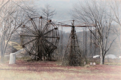 Abandoned Lake Shawnee Amusement Park (cathead77) Tags: westvirginia wv mercercounty lakeshawnee abandoned amusementpark
