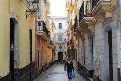Cadix (hans pohl) Tags: espagne andalousie cadix villes cities rues streets houses maisons buildings bâtiments personnes people