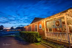 Big Island Christmas 2017 - Sunrise @ Waimea General Store (JUNEAU BISCUITS) Tags: hawaii bigisland waimea kamuela waimeageneralstore parkerranchsquare parkerranch nikond810 nikon hawaiiphotographer bigislandphotographer christmas longexposure