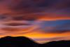 Et la montagne se dédouble... (and the mountain is splitting in two) (Larch) Tags: sky landscape scenery leverdesoleil sunrise reflet reflection fenêtre window doublevitrage doubleglazing métamorphose transformation sedédoubler tosplitintwo mountain couleur color