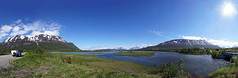 Beautiful day, bit breezy (tmv_media) Tags: breivikeidet troms northofthearcticcircle norge north northern norway norwegian northernnorway pano panorama panoramic landscapes landscape