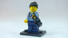 Brick Yourself Custom Lego Figure Photogenic Doctor