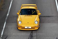 Porsche, 993 Carrera RS, Hong Kong (Daryl Chapman Photography) Tags: 3rs porsche german hongkong china sar canon 1d mkiv 70200l car cars carspotting carphotography auto autos automobile automobiles rare pan panning