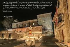 Iglesia de Mazarete (fotochemaorg) Tags: arquitectura calle ciudad cultura escenaurbana estructuradeedificio historia iglesia mazarete noche nocturna paisajeurbano velas