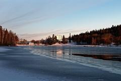 Hämeenlinna (Tuomo Lindfors) Tags: hämeenlinna finland suomi vanajavesi vesi water järvi lake aulanko aulangonkylpylä spa hotel dxo filmpack