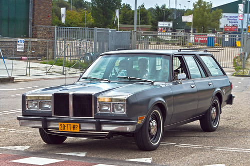 Chrysler Le Baron Wagon 1980 (2344)
