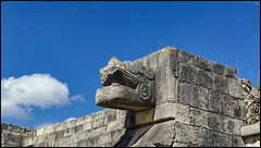 _SG_2017_11_0720_IMG_3796 (_SG_) Tags: mexiko mexico urlaub holiday roundtrip rundfahrt méxico méjico vereinigte mexikanische staaten spain spanish flag united mexican states estados unidos mexicanos chichen itza chichén itzá el castillo yucatec maya yucatan at mouth well