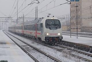Intercity Snow