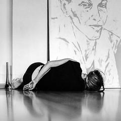 Dancers (Offenbach) (simonmalz) Tags: mediumformat hasselblad dancers kodak tmax