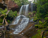 Waterfall-near-Split-Rock (ShirleyC059) Tags: green waterfall split rock track tasmania