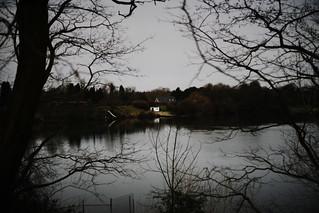dark winterday 3:00pm@NRW, Germany
