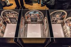 Stanze di Raffaello, 1508-1524 - Modell (Anita Pravits) Tags: albertina ausstellung highrenaissance hochrenaissance italia italien raffael raffaeldaurbino raffaellosanti raffaellosanzio raffaellosanziodaurbino raphael renaissance stanze stanzen vatican vatikan vienna wien exhibition modell model