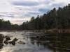 Pemigewasset River Below Livermore Falls (walter_g) Tags: pentaxk20d pentax1855mmzoom rawtherapee53 gimp296 nikcolorefexpro