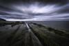 Nemophisis (F&S Photos) Tags: costa mar tarifa roca nubes largaexposición lineas verde nikon nikkor 1424 haida nd nd18 coast sea water rocks longexposure atlantico ocean oceano green azul blue colors