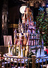 westin st. francis annual gingerbread castle (pbo31) Tags: sanfrancisco california december 2017 color night boury pbo31 city urban unionsquare shopping holidays christmas season hotel westinstfrancis castle gingerbread giant lobby powellstreet sugar purple christmastree decorate lights decorations
