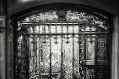 20171212-0051-Edit (www.cjo.info) Tags: bw canon canon50mmf12 edinburgh europe europeanunion fujifilm fujifilmxe1 greyfriarskirk leical39mount nikcollection oldtown scotland silverefexpro silverefexpro2 unitedkingdom westerneurope xmount xfmount blackwhite blackandwhite blur bokeh burialvault carving cemetery citycenter digital focusblur gate gravegraveyard iron ironwork manualfocus mausoleum metal monochrome railings screwmount shallowdepthoffield stone stonework wroughtiron