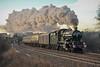 5043 1Z43 (Normanton 55E) Tags: 5043 1z43 tyesley steam trust york ferrybridge