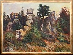 Rauker-Gotland-IMG_6469 (OK Gallery) Tags: maritimemaleri gotland painting sweden sverige oddkhauge yourgotlandphotos group