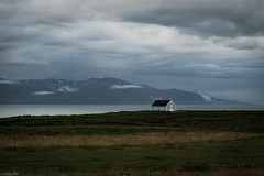 Isolated House near Husavik - Iceland (Toine B.) Tags: house fjord isolated mountains montagne landscape paysage iceland islande nikon d750 tamronsp2470mmf28divcusd tamron2470