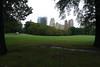 Columbus Circle from Central Park (Blinking Charlie) Tags: centralpark columbuscircle timewarnercenter overcast lawn sheepmeadow nyc newyorkcity newyork usa 2017 sonydscrx100m3 blinkingcharlie urbanlandscape
