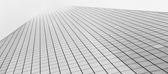 One World Trade Center in black and white (jbarry5) Tags: oneworldtradecenter oneworldtradecenterblackandwhite worldtradecenter newyorkcity newyorkarchitecture blackandwhite geometry abstract monochrome travelphotography travel
