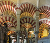 Mezquita, Cordoba, Spain (Marian Pollock) Tags: spain church architecture arches mosque moorish colourful cordoba
