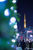 A certain winter's day (HAMA-ANNEX) Tags: k1 smcpentaxda70mmf24limited night 夜景 tokyo 東京 東京タワー tokyotower