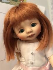 (tatitun1) Tags: annvoitovichwig wig red tiny bruk nikibrit brit niki bjd doll fauns faun brook autumn britt nikki nikkibritt
