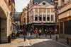 Rue des Eperonniers, Bruxelles (Jose Antonio Abad) Tags: joséantonioabad arquitectura bélgica bruselas paisajeurbano pública be