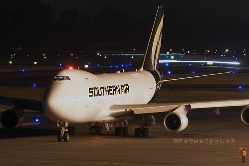 Southern Air 747-400F MDE