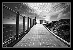 Ocean Board Walk (SawardPhotography) Tags:
