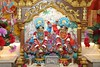 December Darshan - ISKCON-London Radha-Krishna Temple, Soho Street - 23/12/2017 - IMG_8363 (DavidC Photography 2) Tags: 10 soho street london w1d 3dl iskconlondon radhakrishna radha krishna temple hare krsna mandir england uk iskcon international society for consciousness gaura arati srila ac bhaktivedanta swami srisri sri lord jagannath baladeva subhadra radhalondonisvara 23 23rd december winter 2017