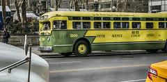 Vintage Coach; 42 St (PAJ880) Tags: vintage coach 42 street nyc new york city 5th ave coachlines bryant park december mta bus transit